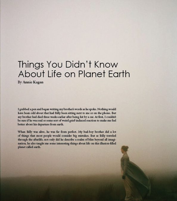 Things You Didn't Know About Life on Planet Earth