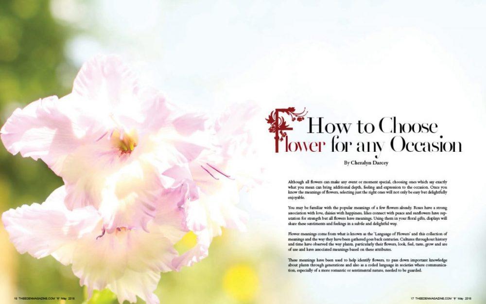 Flower Symbol For Strength Flowers Healthy